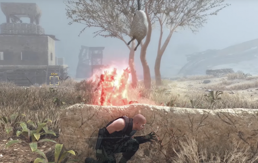 E3 2017: Metal Gear Survive Delayed