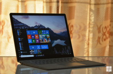 Surface Laptop owners can now go back to Windows 10 S after upgrading to Windows 10 Pro 15