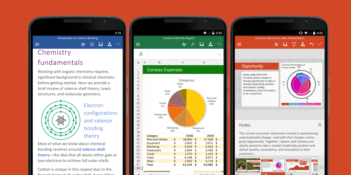Success: Microsoft's Word app for Android app hits 500 ...