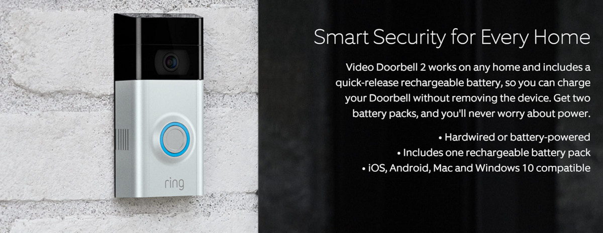 Deal Alert: Buy Ring Doorbell for $79.99 and get an Echo Dot free 1
