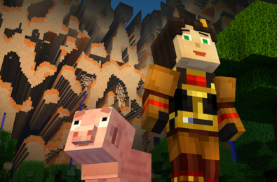 Telltale's Minecraft: Story Mode Season 2 will debut in July 15