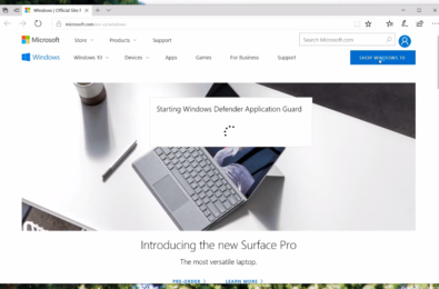 Latest Windows 10 Insider Preview build brings new security features 9