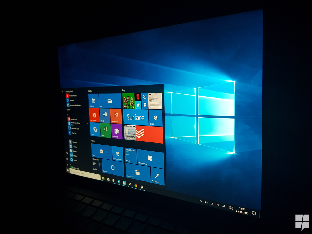You can no longer Skip Ahead to the next big Windows 10 update 1