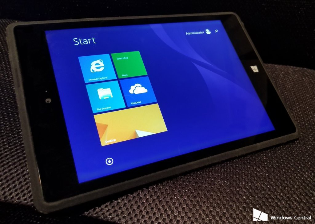 Microsoft's cancelled Surface Mini tablet has been unearthed
