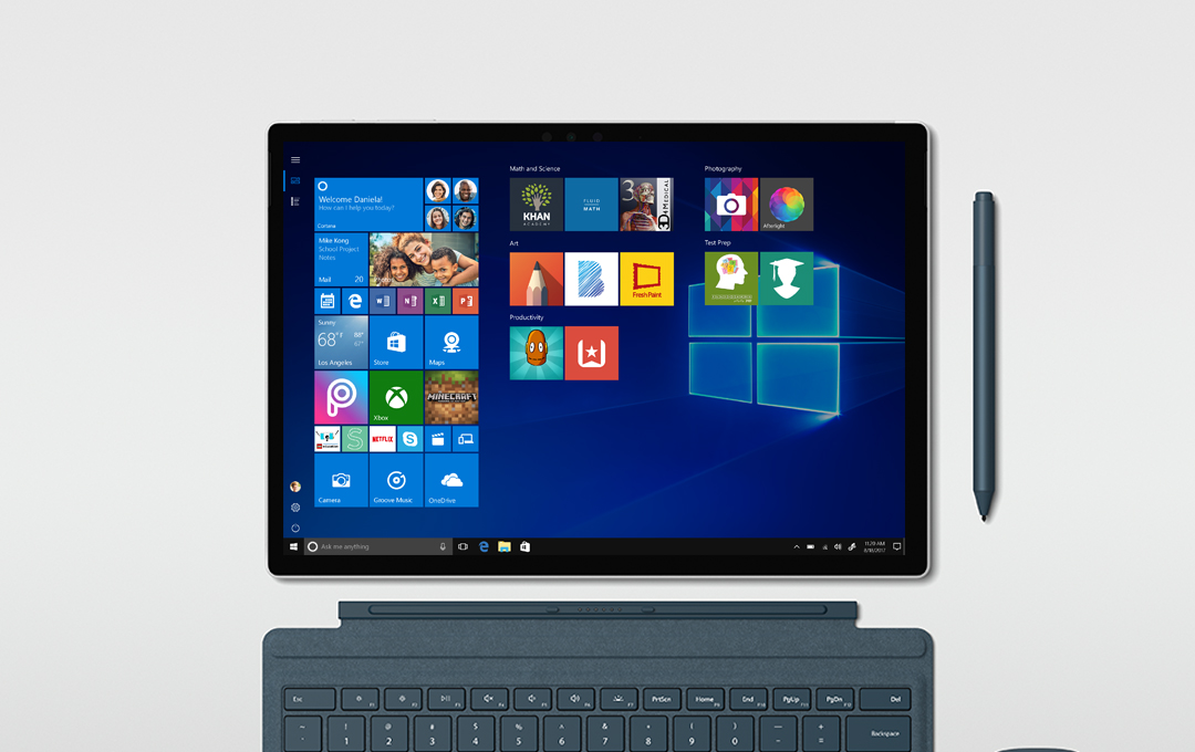 New windows 10 update released for pcs and mobile devices for Window 10 pro