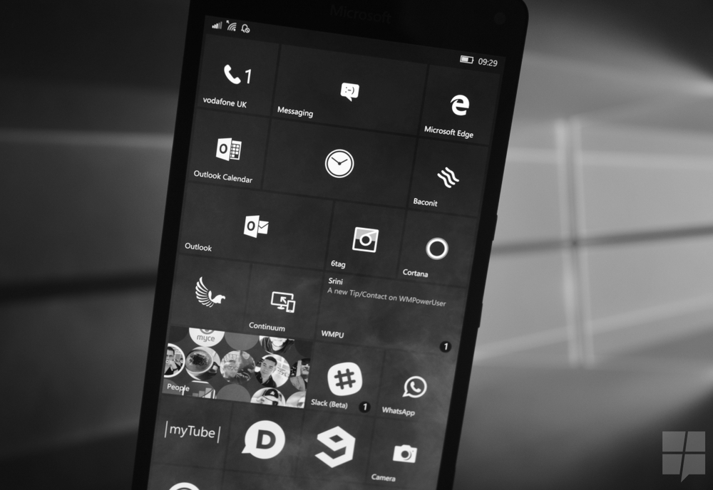 Windows 10 Mobile Cumulative Update takes the OS to build 15254.489 1