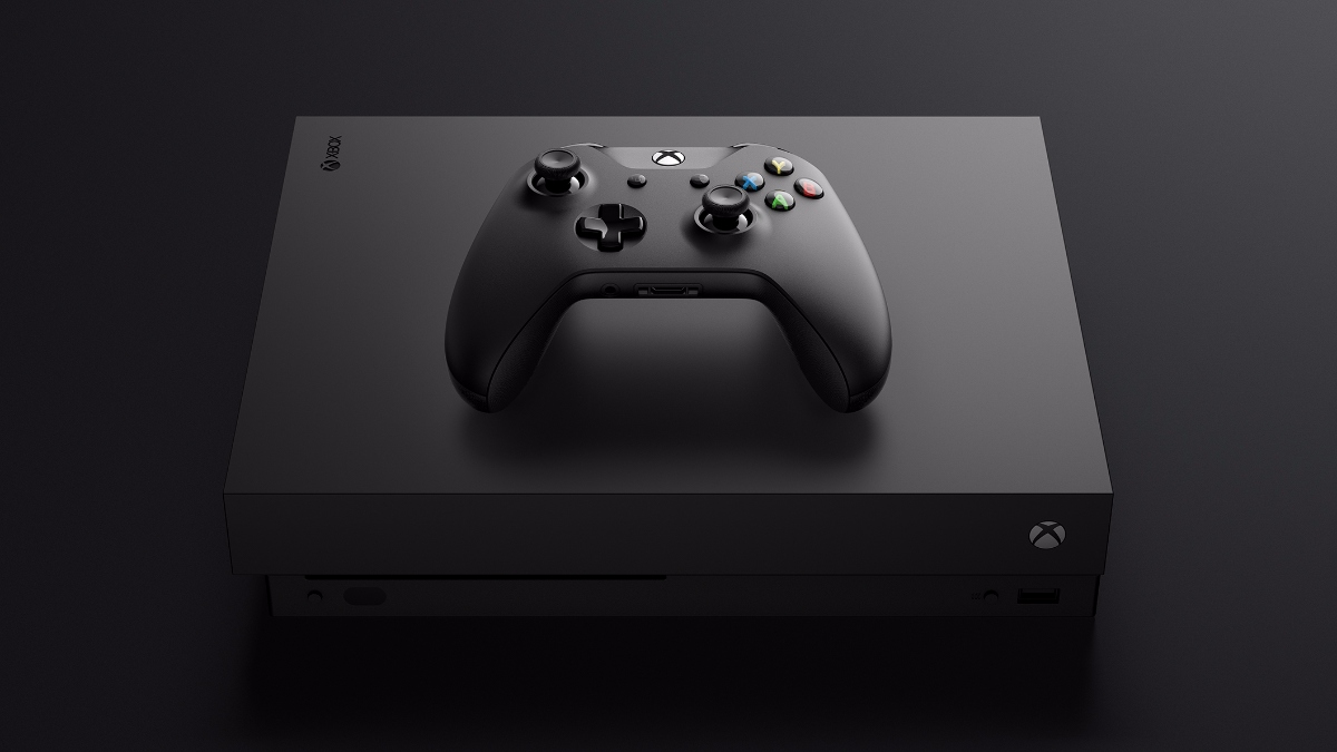 Xbox One X Announced