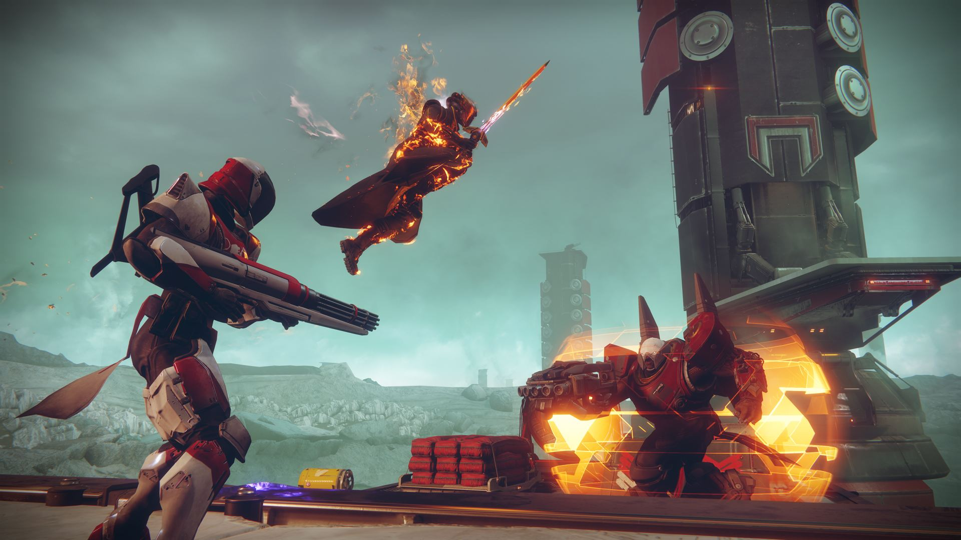 Bungie wants Destiny 2 cross-play in the future - MSPoweruser