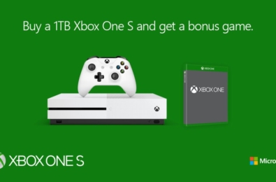 Deal: Buy a 1TB Xbox One S bundle and get an extra game for free 14