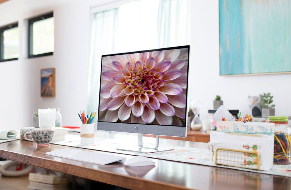 HP revamps Pavilion All-in-One PC with gorgeous micro-edge display