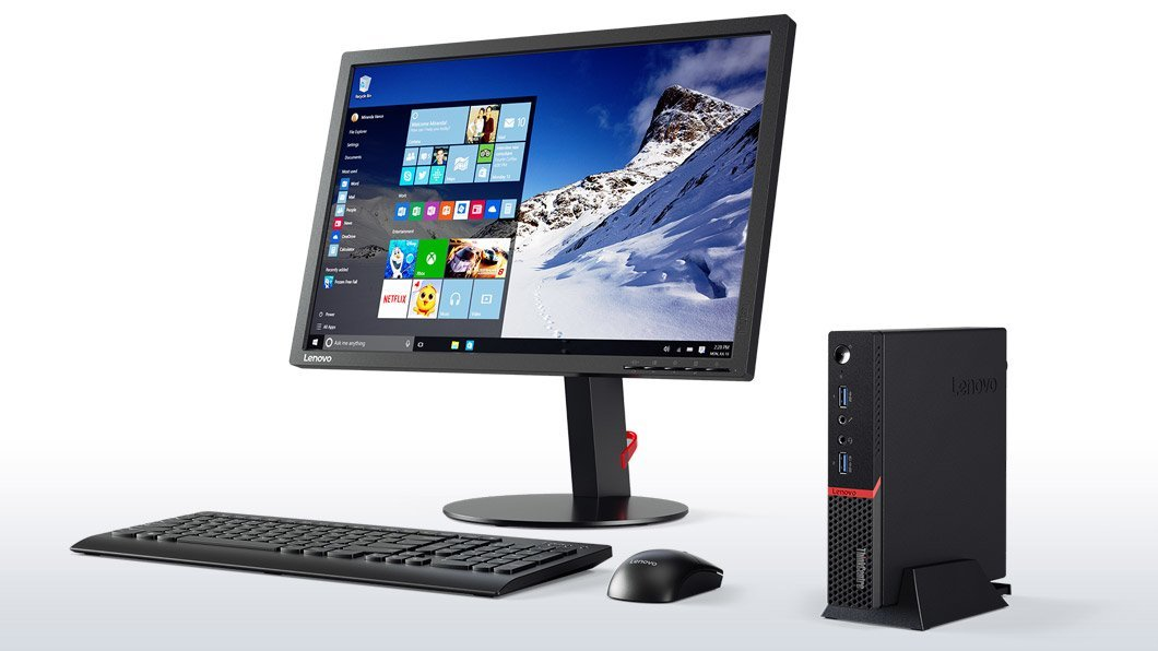 Deal: Save up to 40% on Lenovo Thinkcenter M700 Tiny Desktops