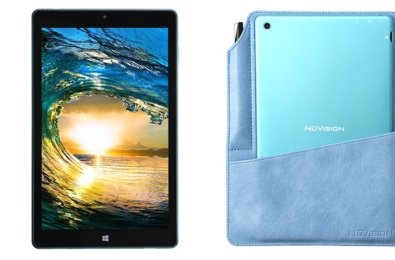 Deal: NuVision Solo 10 Draw tablet with stylus and sleeve for $99 15