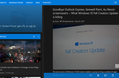 Here's how to fullscreen UWP apps in Windows 10 1