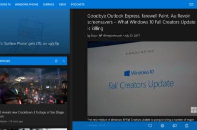 Here's how to fullscreen UWP apps in Windows 10 3