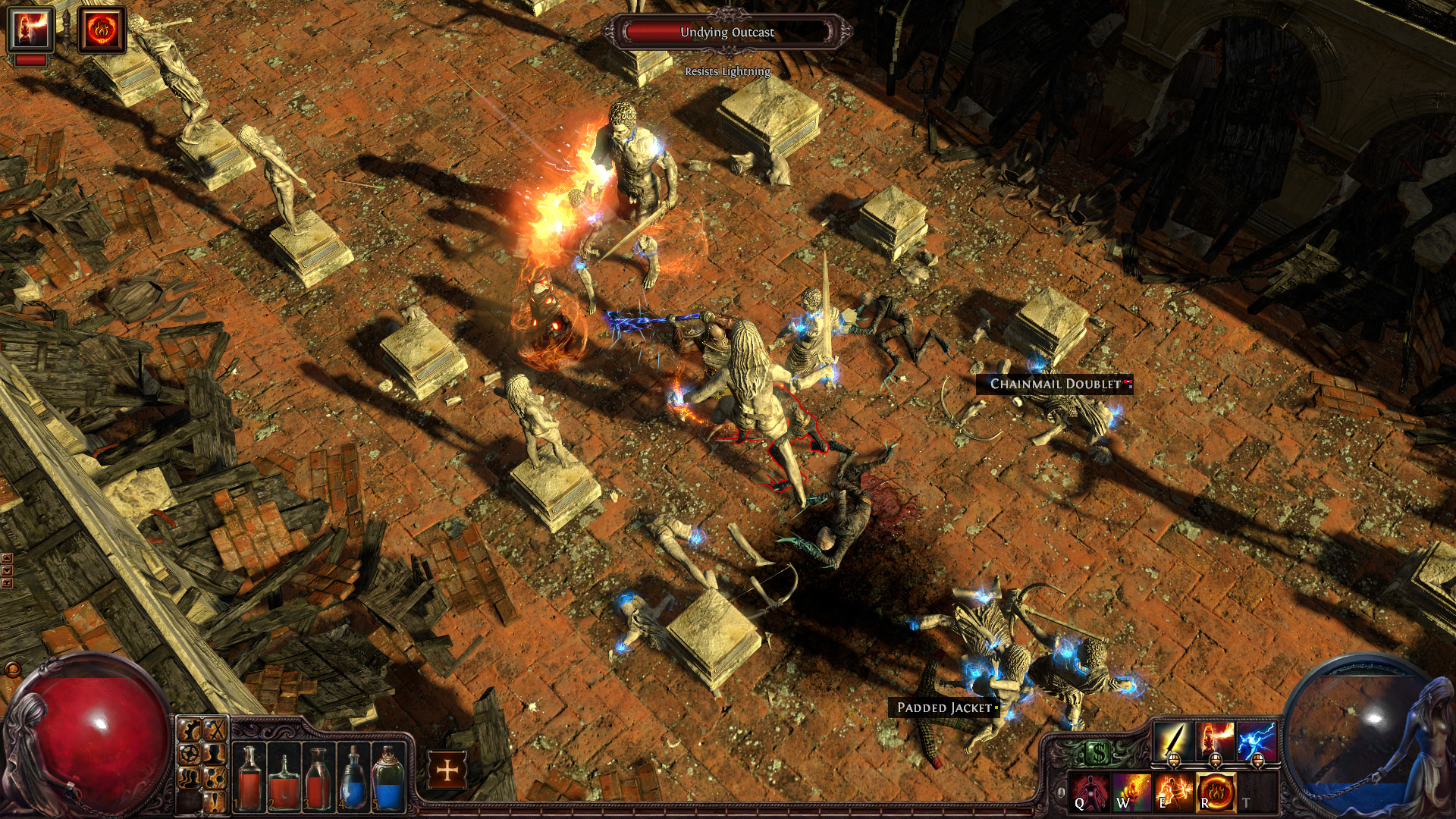 Path of Exile is a Diablo III-like game which builds upon the genre. While  games like Diablo III, Victor Vran: Overkill Edition and Vikings: Wolves of  ...