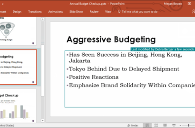 New PowerPoint feature helps you spot what's changed in your presentation 16