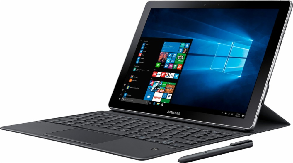 992c75ad7 You can now get 10.6-inch Samsung Galaxy Book 2-in-1 tablet for  375.99  (was  629.99). Samsung Galaxy Book is powered by an Intel Core m3  processor