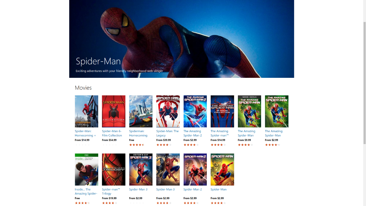 Get ready for Spider-Man: Homecoming with Microsoft's Spider-Man bundles 1