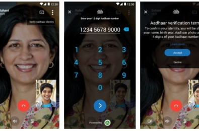 Aadhaar integration within Skype app now available for users in India 12