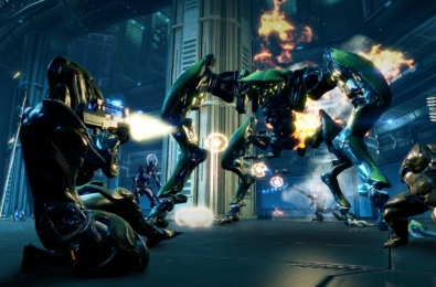 Warframe is getting an open world expansion later this year 6