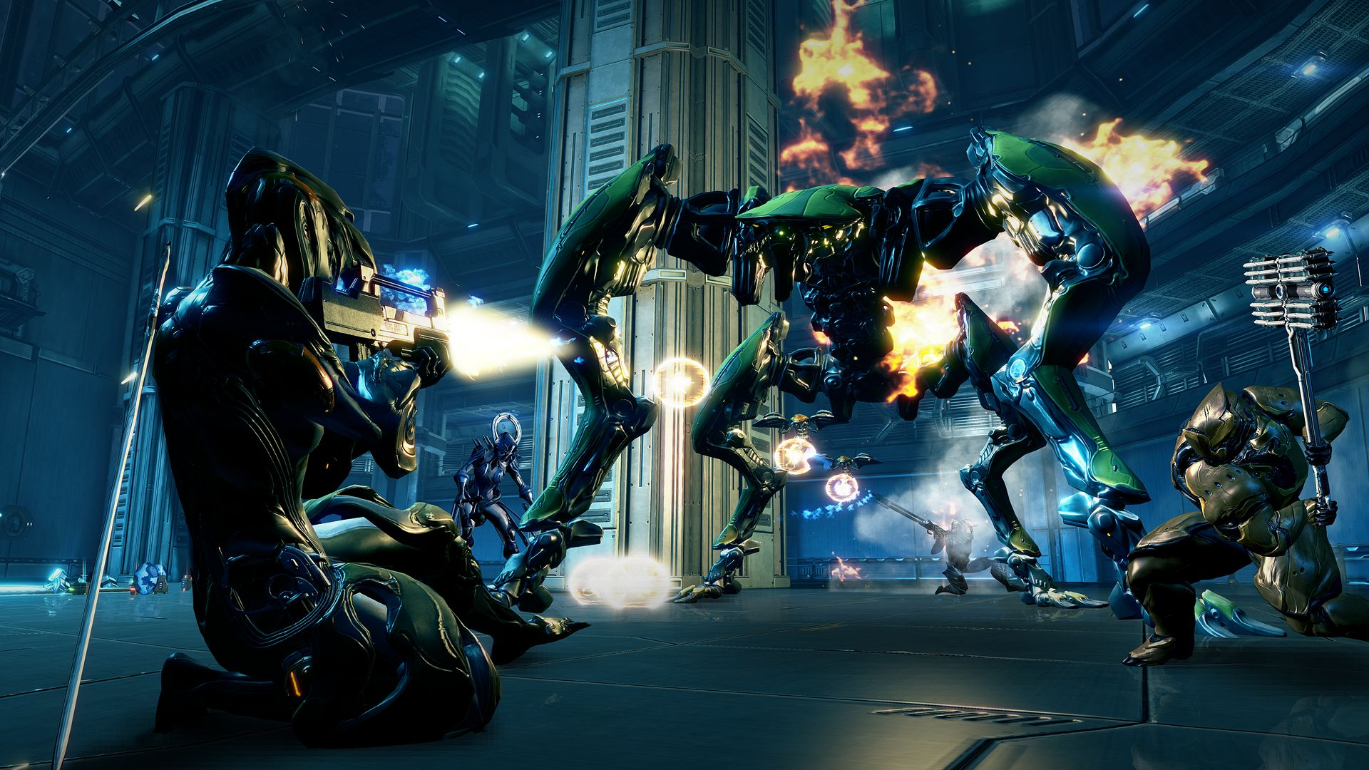 Warframe is getting an open world expansion later this year 1