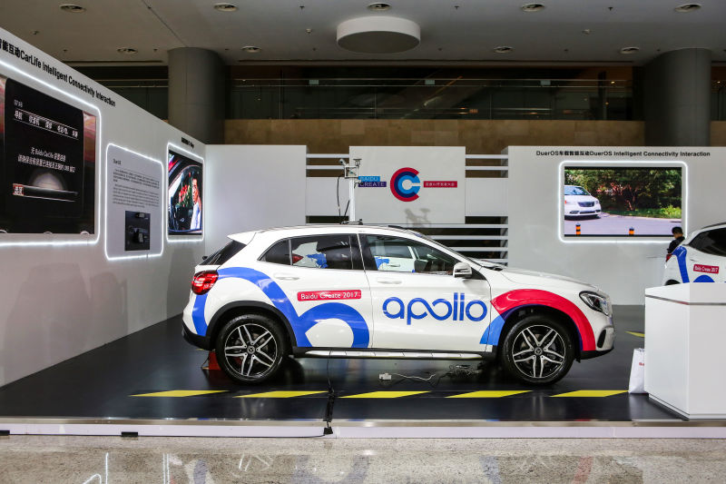 Beijing authorities investigating Baidu after CEO's autonomous auto stunt