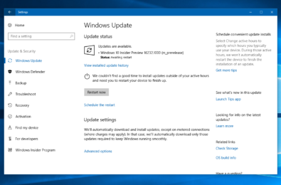 Windows Insiders in the Slow Ring finally get all the Windows 10 Fall Creators Update goodies 17