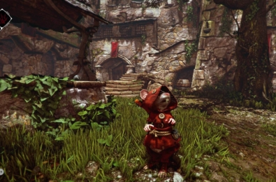 Ghost of a Tale will regularly receive substantial patches which add quests 24