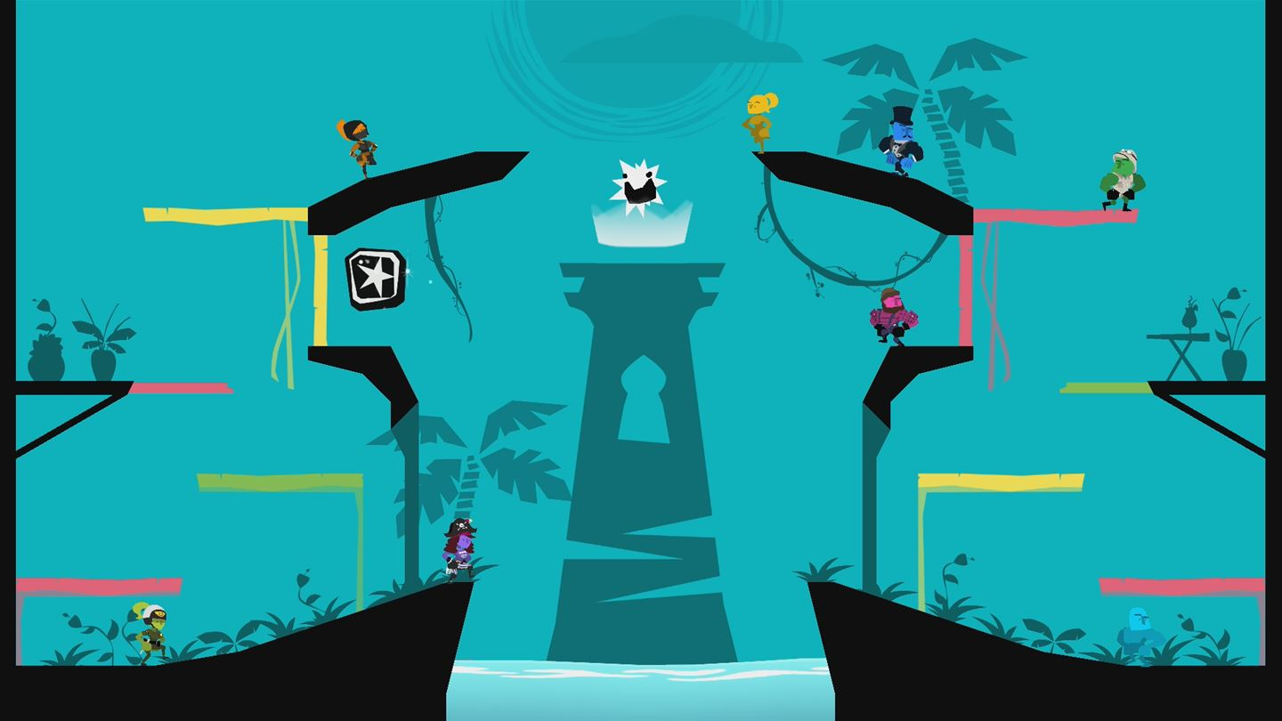 Lego Pirates of the Caribbean and Runbow are free early through Games with Gold 1