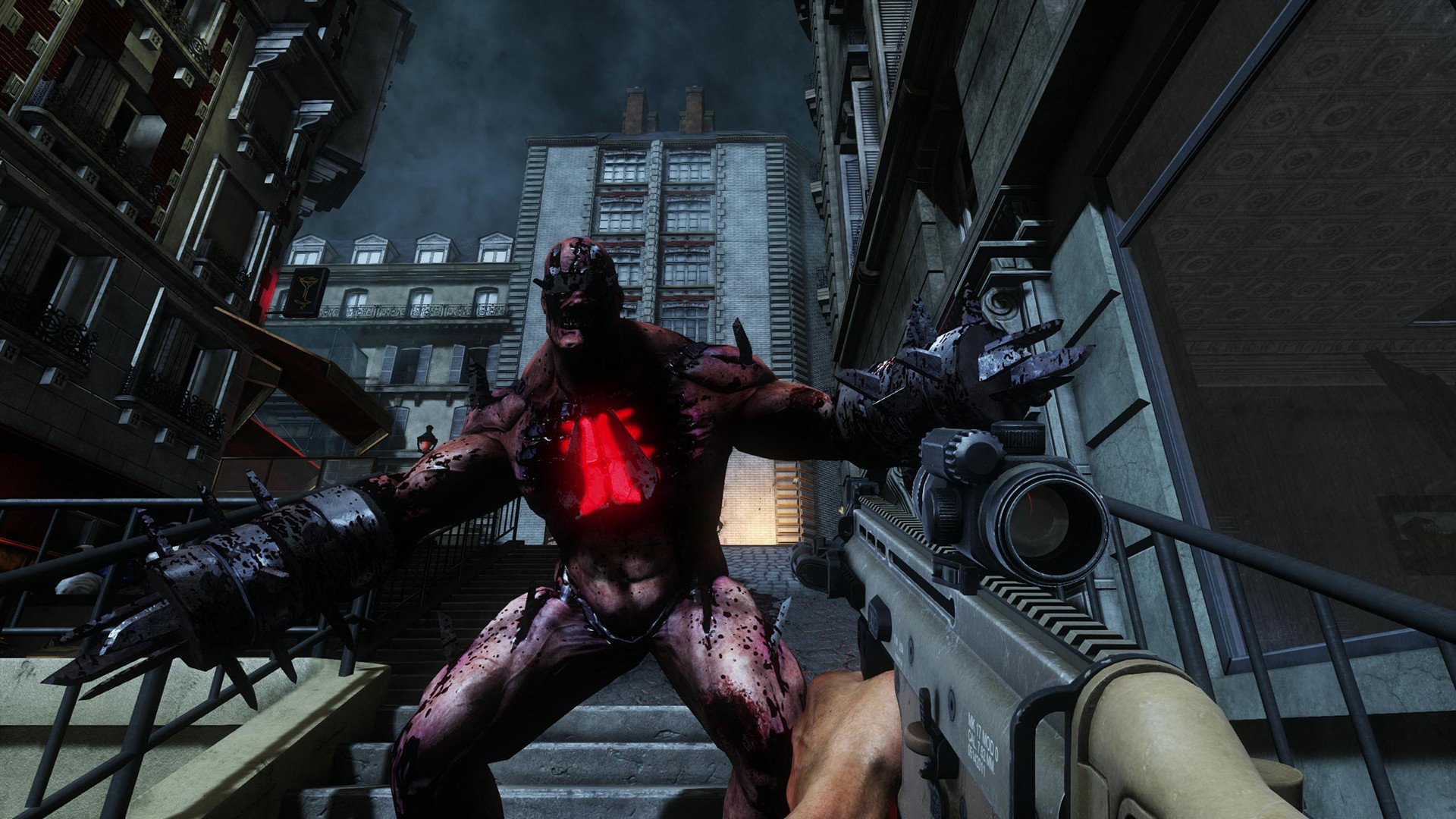 Killing floor 2 runs at native 1800p on xbox one x but not for Killing floor xbox one