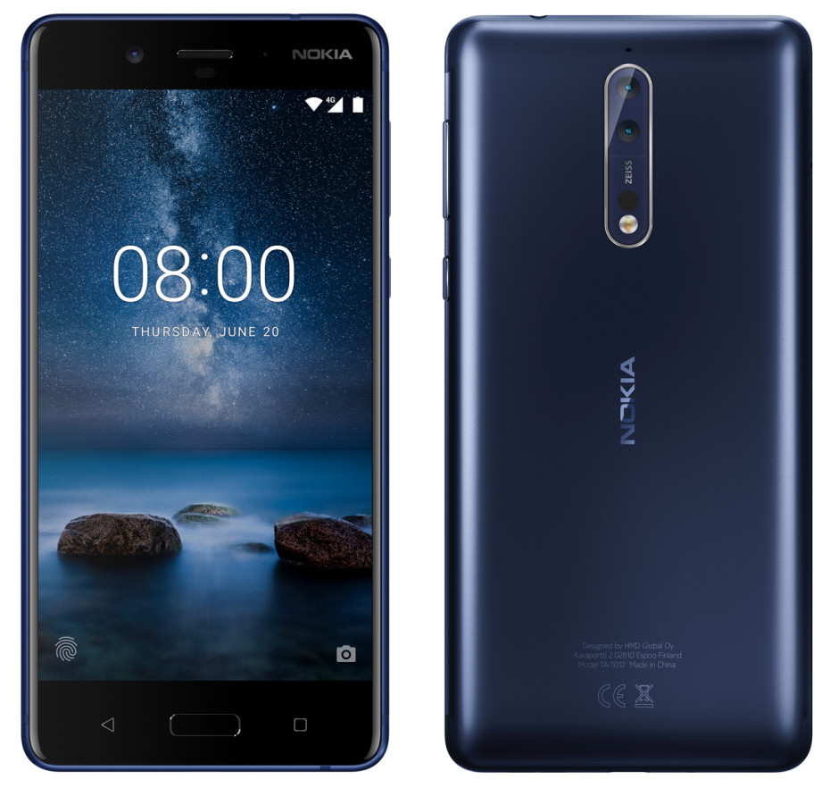 The Nokia 8 will be the first Nokia flagship since 2014 1