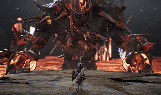 Sinner: Sacrifice for Redemption looks like a biblical Dark Souls