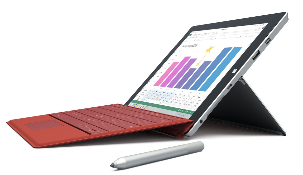 Microsoft releases new firmware update for Surface 3 with battery and security improvements