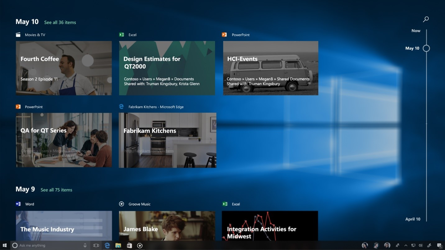 Microsoft Windows 10 Preview: Release of 6th Build with Improvements