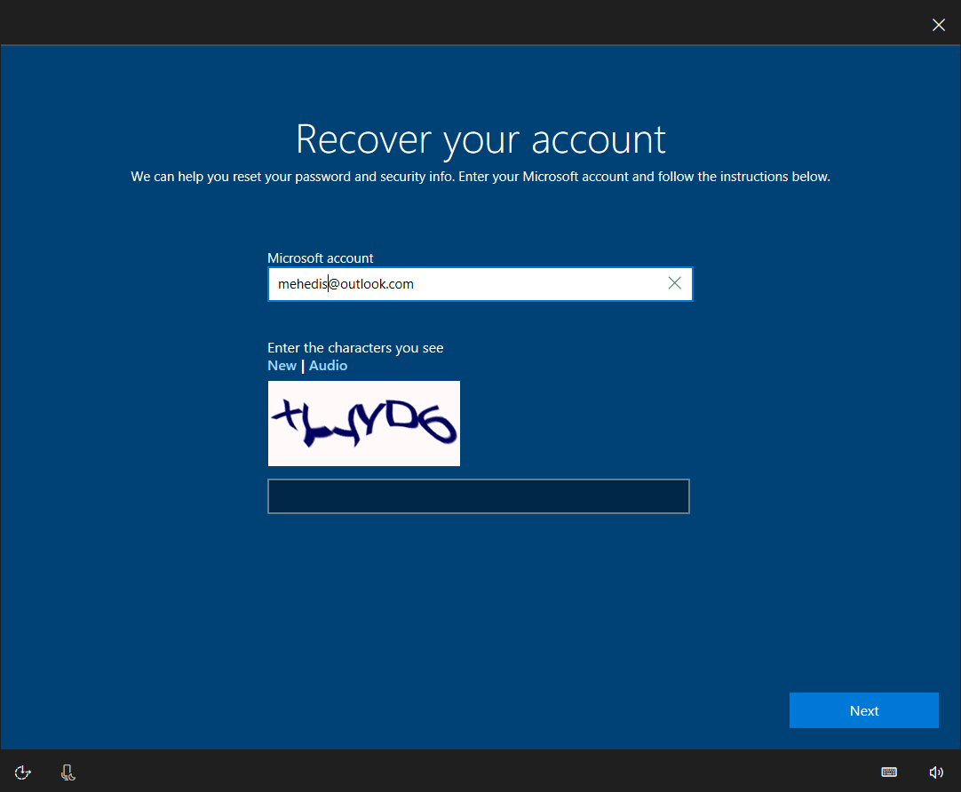 Windows 10 will soon let you recover your Microsoft ...
