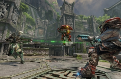 Bethesda's Quake Champions is entering early access next week 9