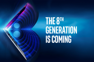 Intel announces 8th Gen Intel Core processor family with up to 40 percent improvement 1
