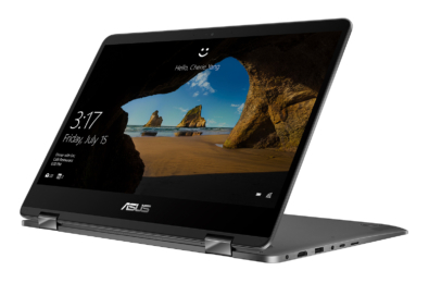 Asus announces ZenBook Flip 14, world's thinnest 2-in-1 laptop with discrete graphics 3