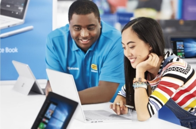 Check out some of the great deals available from Microsoft Store and Best Buy for students 12