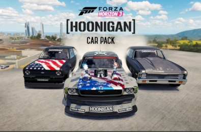 Microsoft announces Hoonigan Car Pack for Forza Horizon 3 and Forza Motorsport 7 23