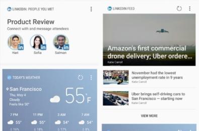 Samsung announces LinkedIn intergration for Bixby users 21