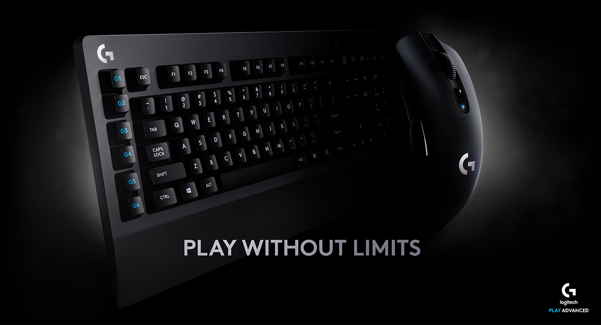 Logitech announces its next-generation gaming mouse and keyboard 1