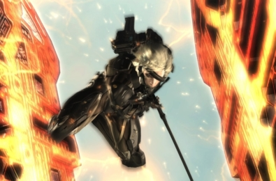 Metal Gear Rising: Revengeance and Screamride become backward compatible 32