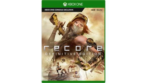 Xbox One X Enhancements For ReCore Coming In Definitive Edition