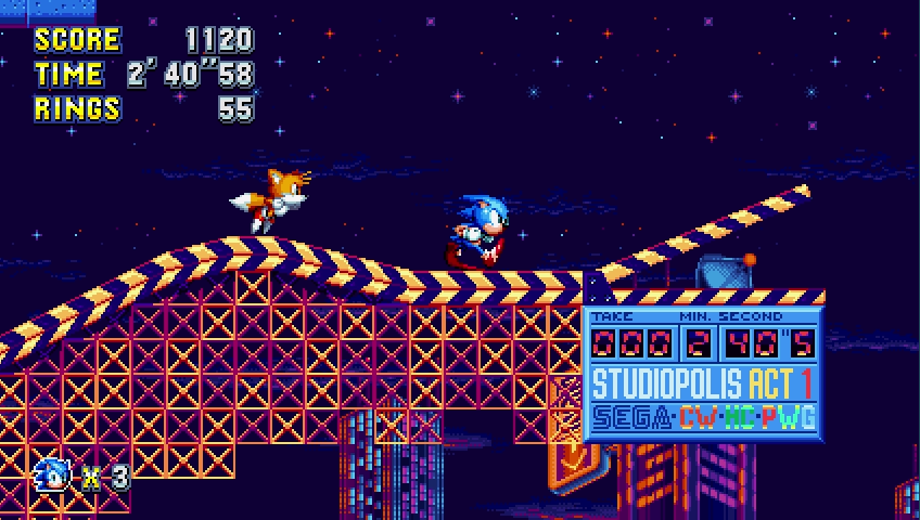 Review: Sonic Mania — A new classic 2