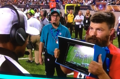 NFL goes all in on Microsoft Surface 18