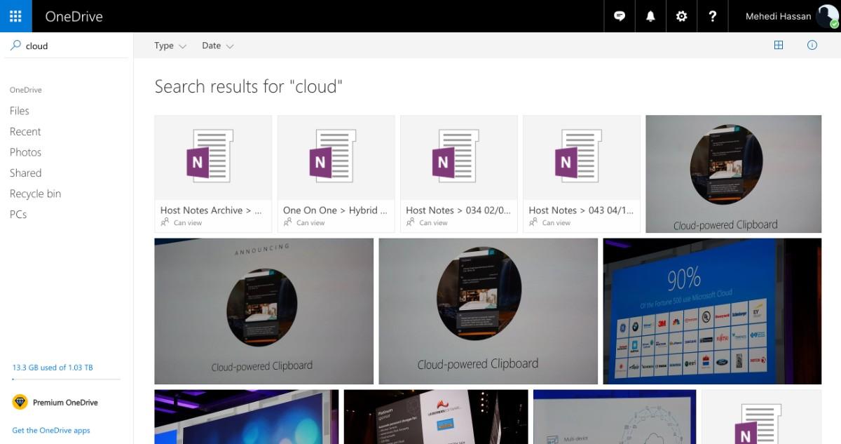 OneDrive's UWP app gets 3D goodies in Windows 10