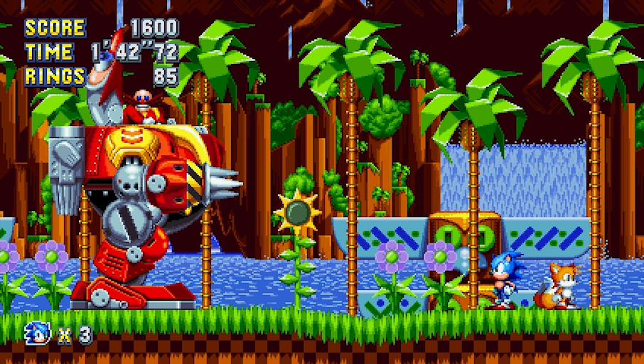 Review: Sonic Mania — A new classic 3