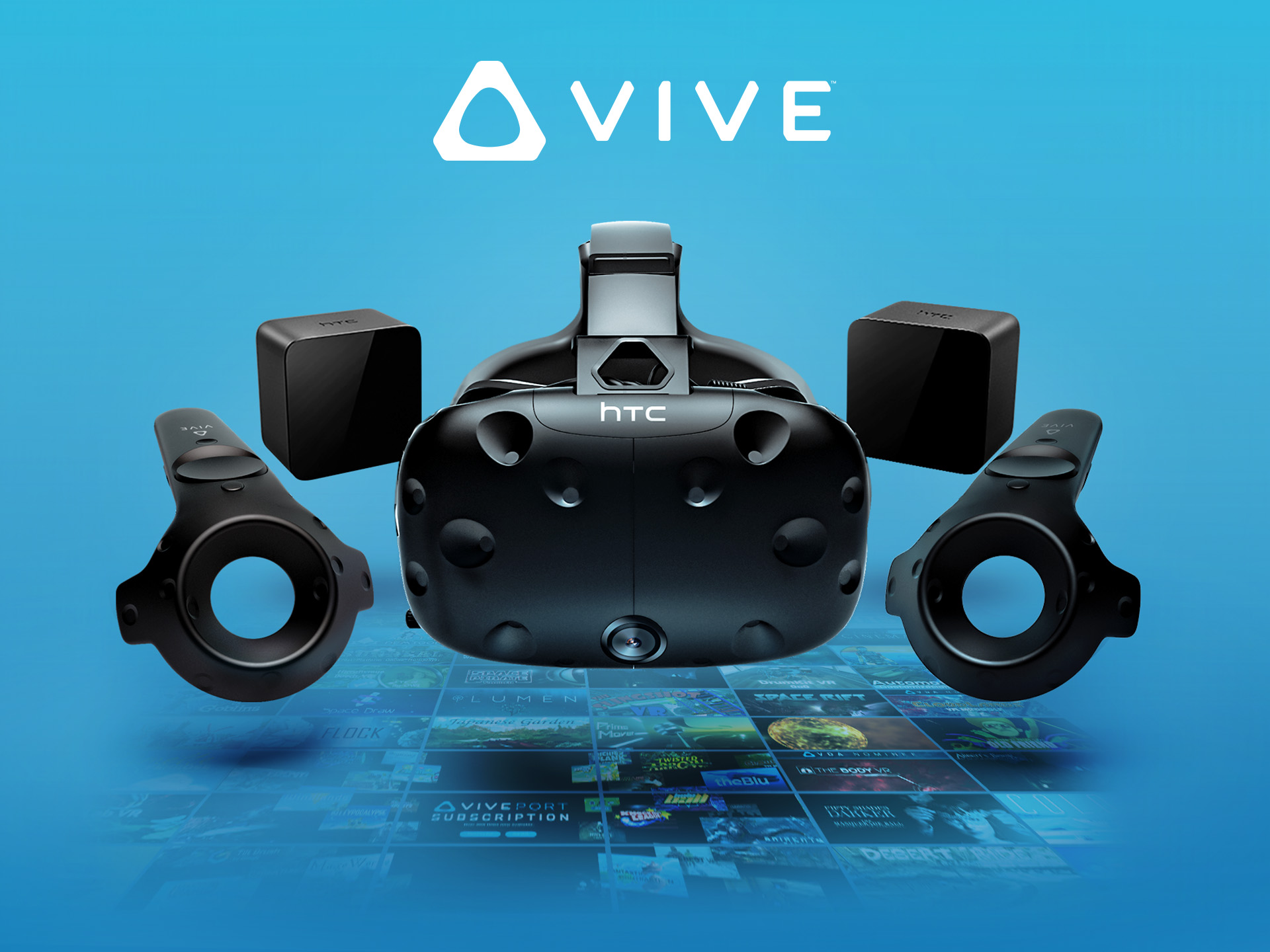HTC Vive gets a price cut to become accessible to the mass market 1