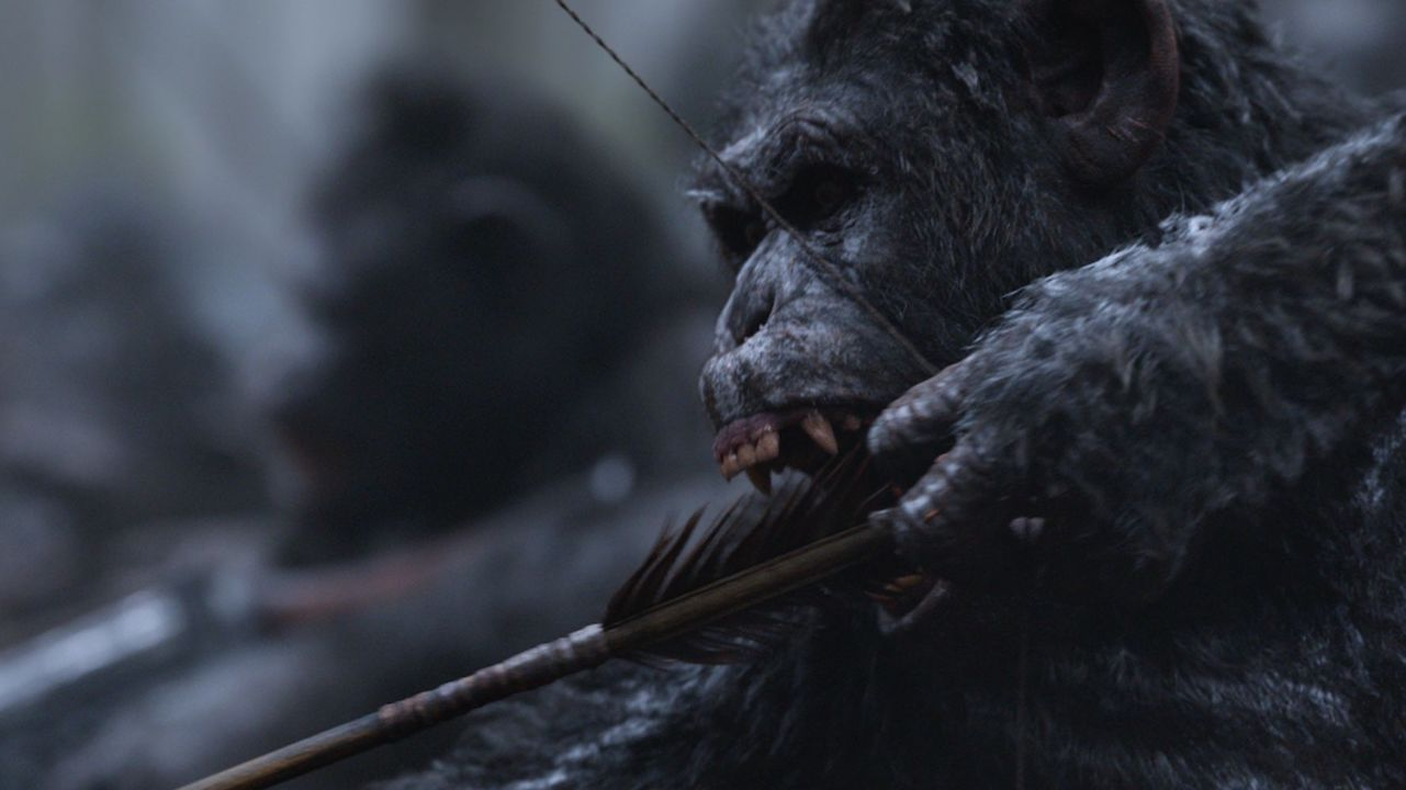 Cinematic Adventure Planet of the Apes: Last Frontier Revealed